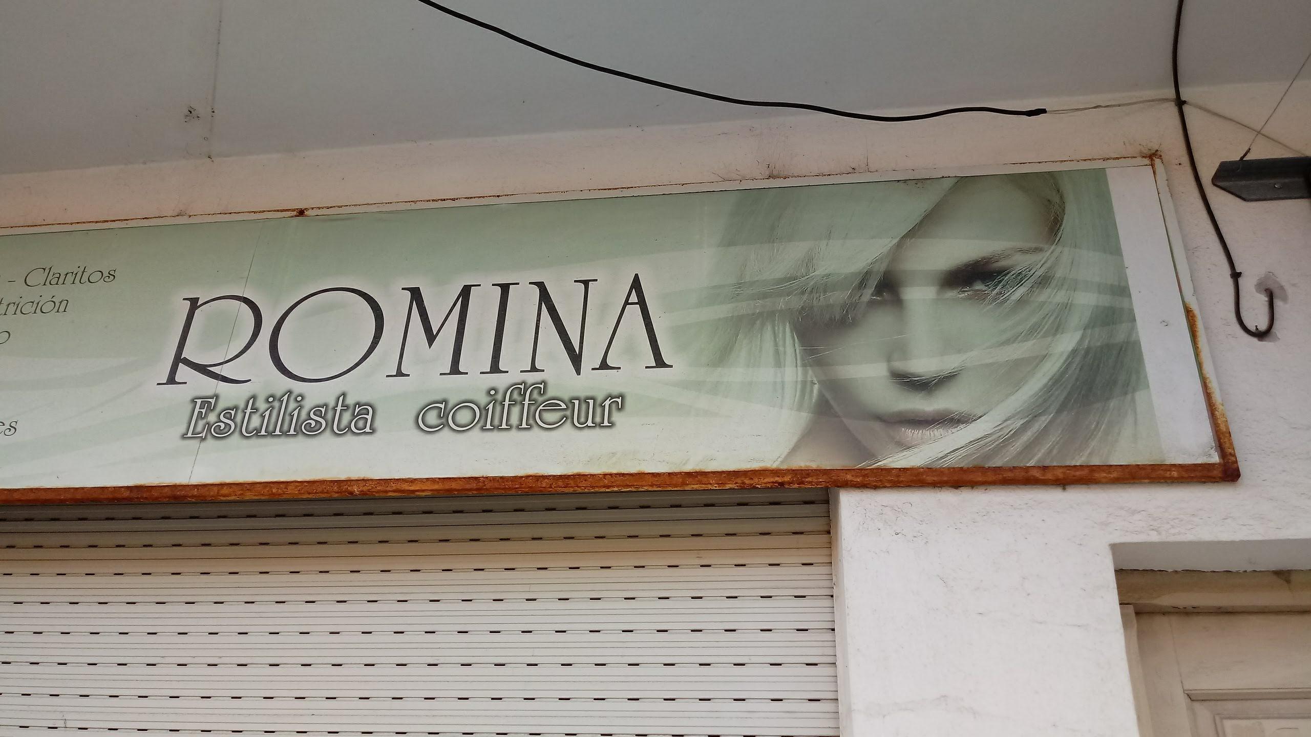 Romina Peluquería