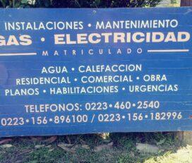 Gas – Electricidad