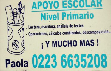 Paola apoyo escolar
