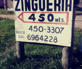 Zinguería