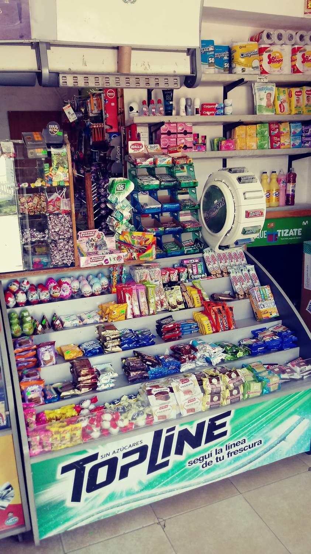 Kiosco Kiara