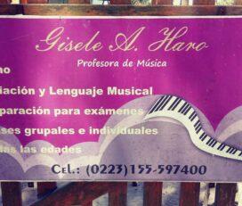 Gisele A. Haro