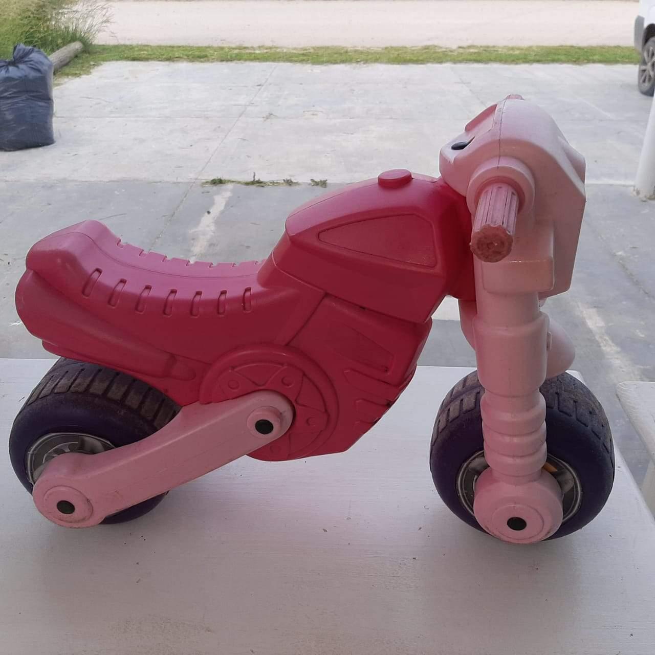 Moto andador de arrastre Usado