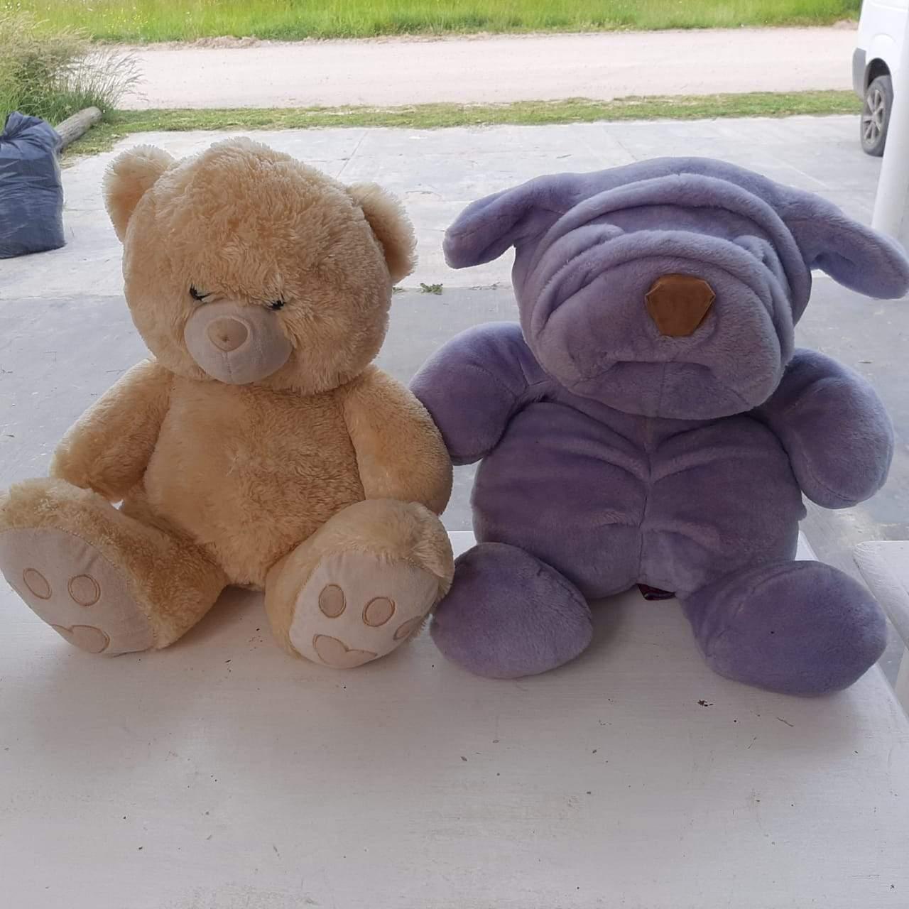 Muñecos de Peluche
