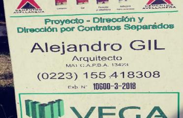 Alejandro Gil – Arquitecto