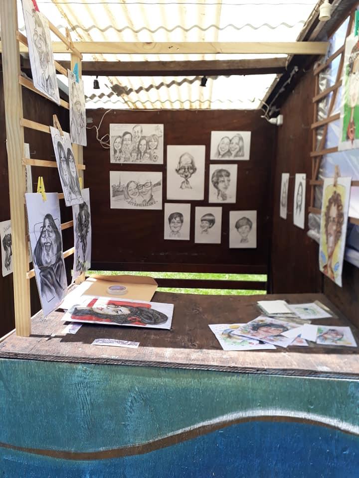 Feria Municipal de Artesanos de Santa Clara del Mar