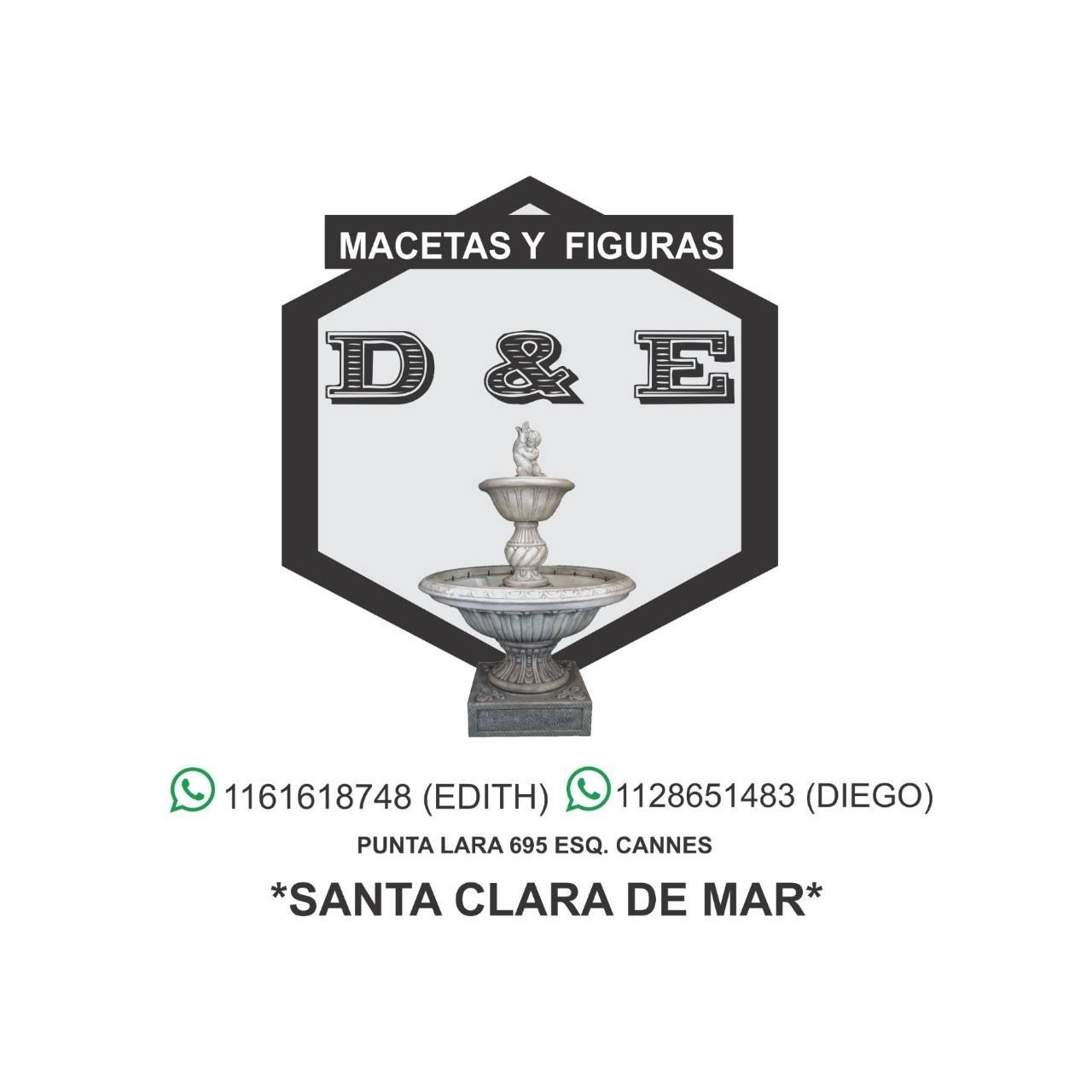 Macetas D & E
