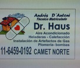 Dr. Haus