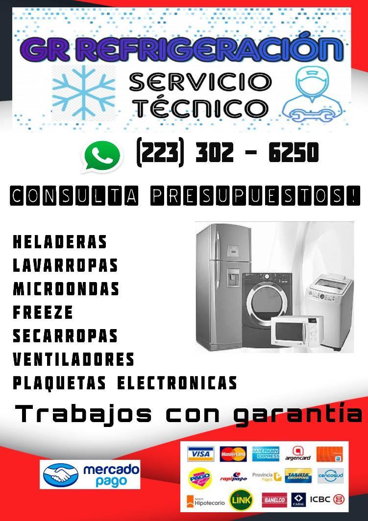 GR refrigeración