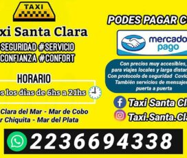 Taxi Santa Clara