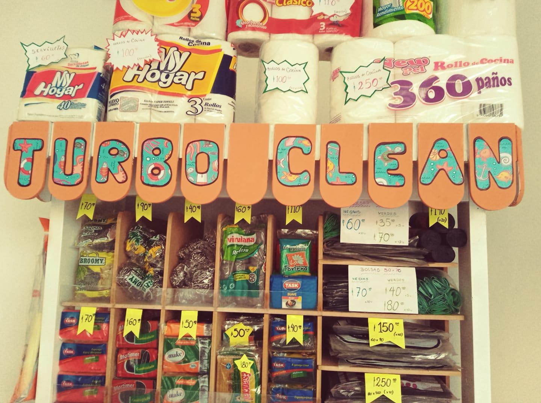 Turbo Clean