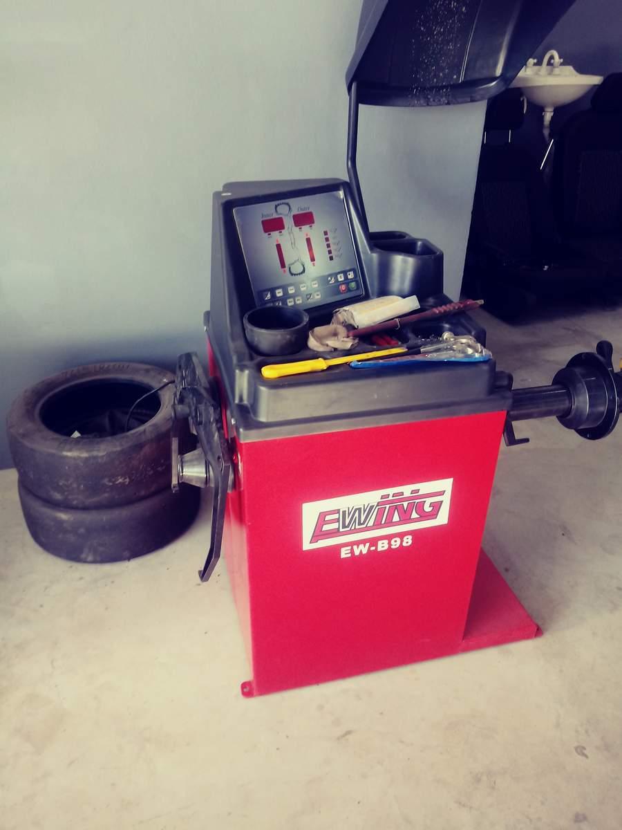 Neumáticos Santa Clara