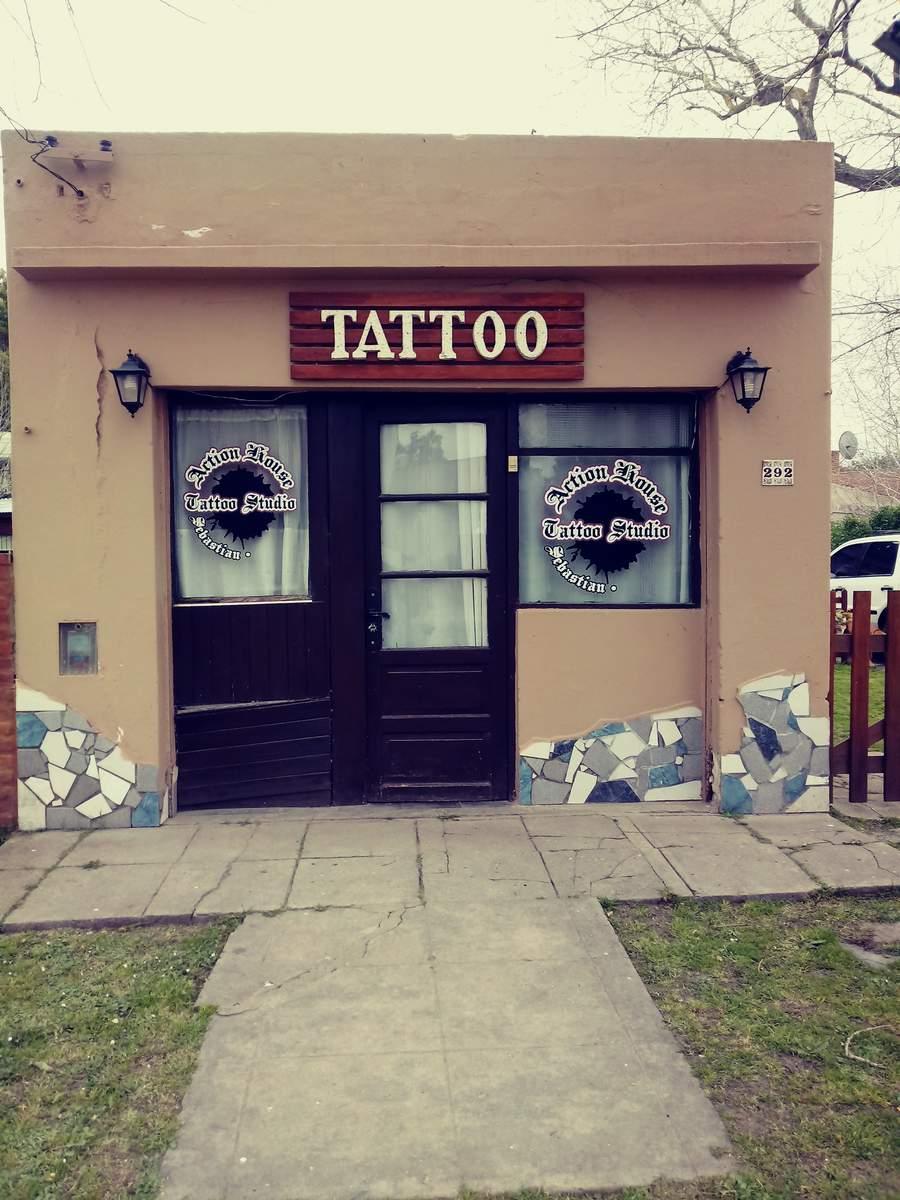 Action house tattoo studio