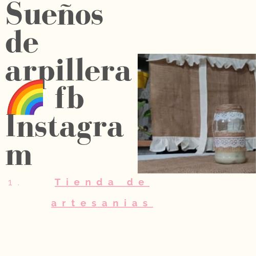 Sueños de Arpillera