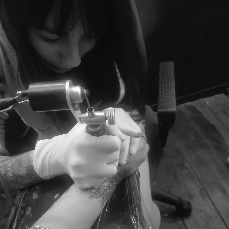 Santa Tattoo