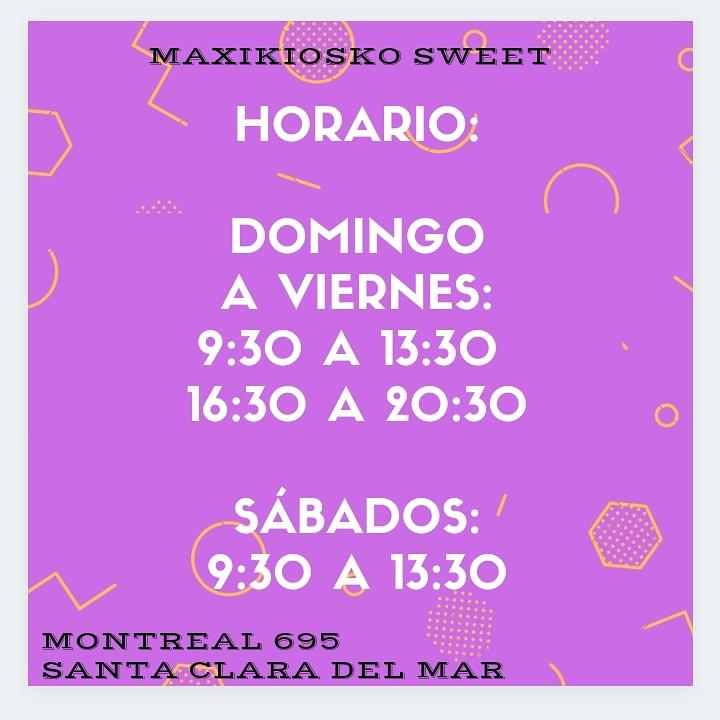 Maxikiosco Sweet