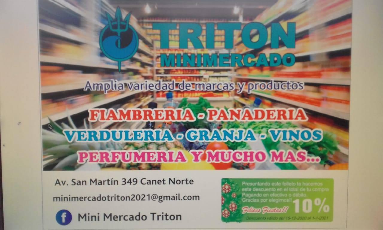 Minimercado Triton