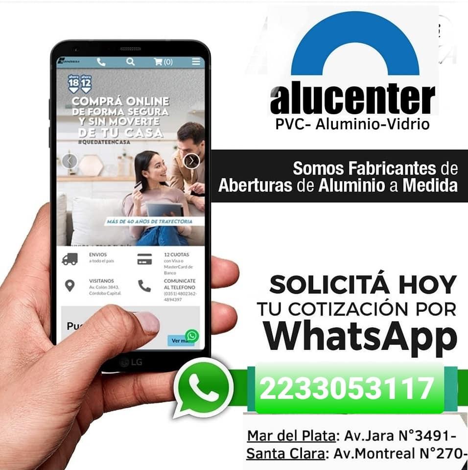 Alucenter S.A